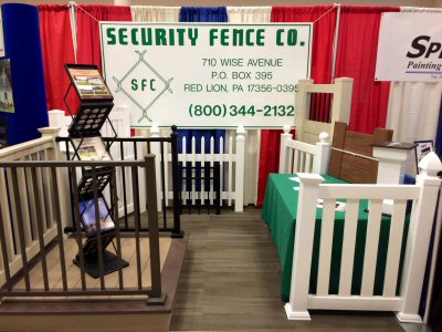 Visit Security Fence at the York Fall Home Show