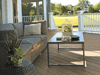 Plan your new deck to enhance your property - get details from the Security Fence Staff - Red Lion, PA
