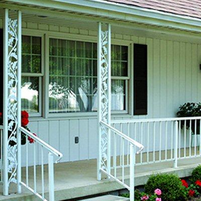 Porch Railings Superior Aluminum Railings